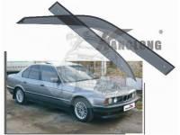 Ветровики KANGLONG BMW 5-SERIES E34 88-95 4D 789